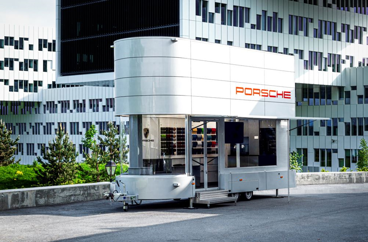 Event Trailers for Sale | Roadshow Trailers | The Clear Idea