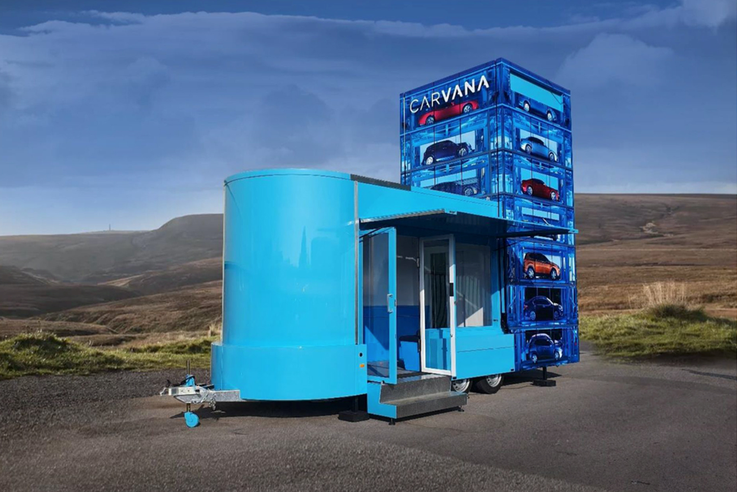 Exhibition Trucks for Sale | Event Trailers for Sale